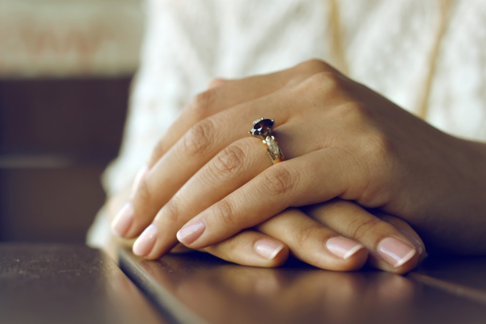 Ring for engagement