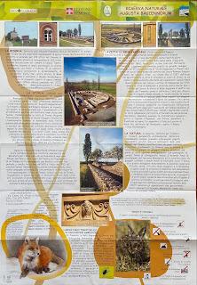Riserva Naturale Agusta Bagiennorum Brochure