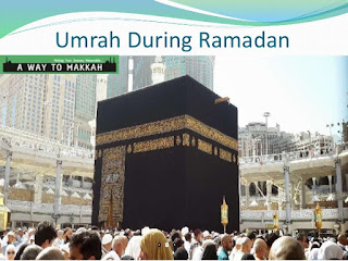 Virtues of Umrah in Ramadhan