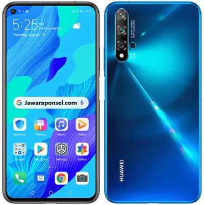 Harga dan speksifikasi Huawei Nova 5T