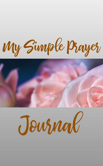 My Simple Prayer Journal