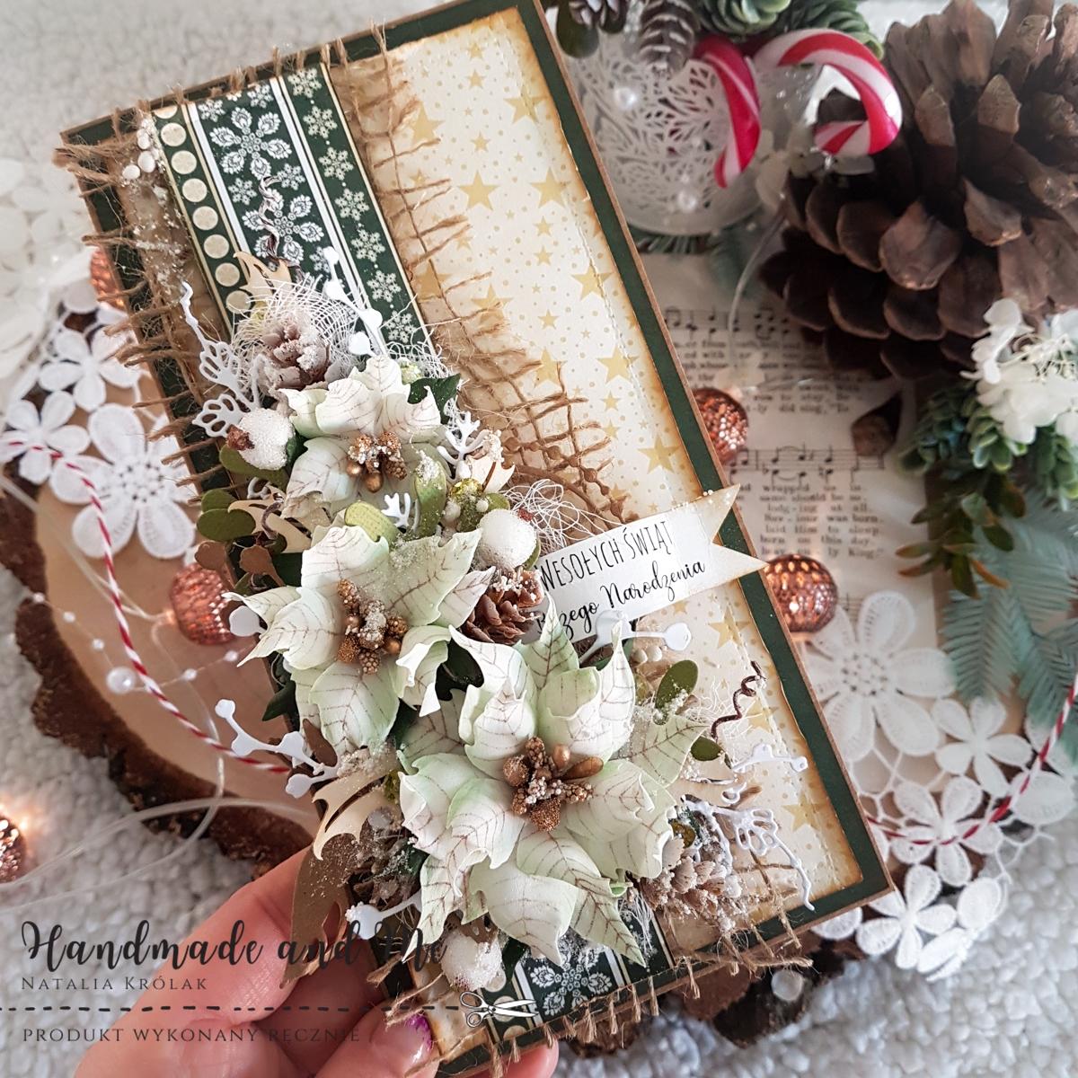 Bezpłatne warsztaty - kartka świąteczna