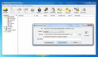 تحميل برنامج داونلود مانجر كامل اخر اصدار