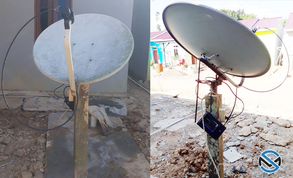Cara Mudah Lock Satelit Asiasat 9