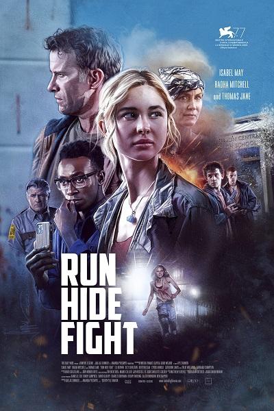 Download Run Hide Fight (2020) Dual Audio [Hindi+English] 720p + 1080p Bluray ESubs
