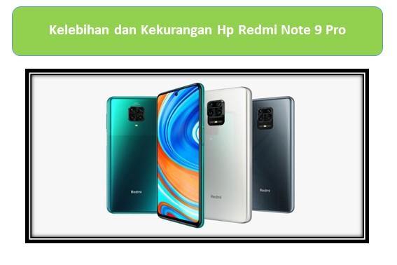Hp Redmi Note 9 Pro