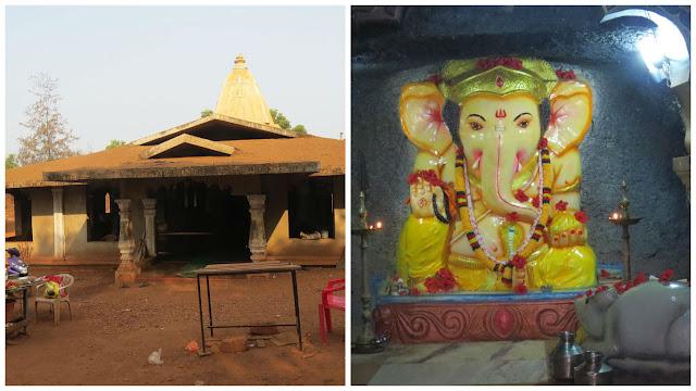 Redi Ganesh Temple