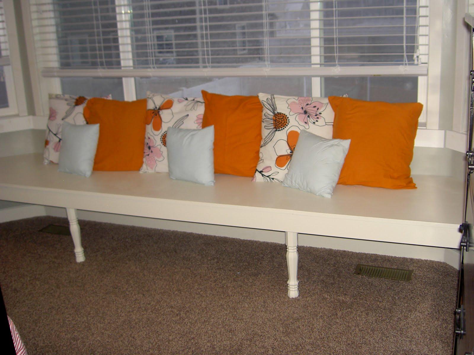 Chapman Place: DIY Bay Window Seat