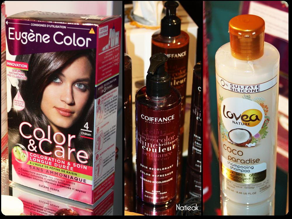 Color & care, coiffance  PROFESSIONNEL et LOvea