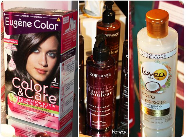 Color & care, coiffance  PROFESSIONNEL et LOvea