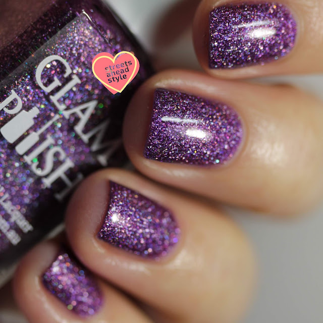 Glam Polish Leave A Little Sparkle Wherever You Go swatch by Streets Ahead Style