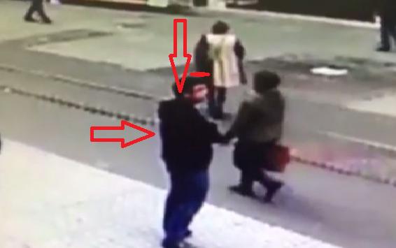 Δείτε τον καμοκάζι τη στιγμή που ανατινάζεται και σκορπά τον θάνατο στην Κωνσταντινούπολη. (βίντεο)