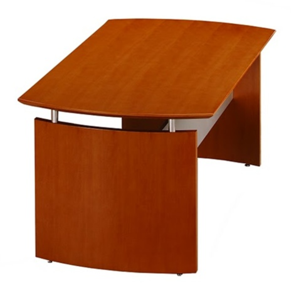 Mayline Napoli Series Executive Desk ND63