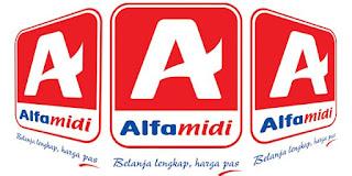 Lowongan Pekerjaan Tahun 2018 Via Email di Alfamidi (PT Midi Utama Indonesia Tbk)