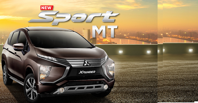 Mitsubishi XPander Sport