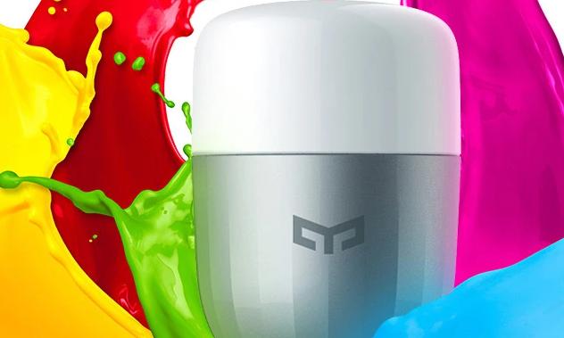 Xiaomi ने अपना एक नया स्मार्ट बल्ब (Yeelight LED Light Bulb) लॉन्च किया है