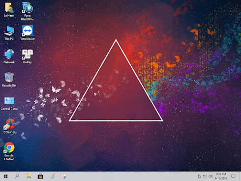 Bộ cài Windows 10 Enterprise, Version 21H1, OS Build 19043.1237 (64-bit)