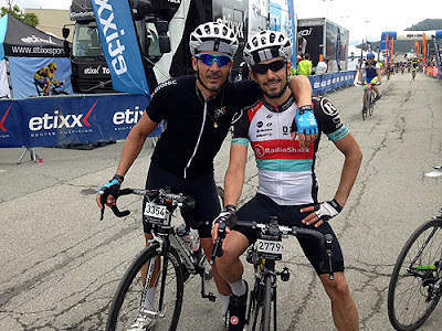 Ciclismo Aranjuez Marmotte 2016