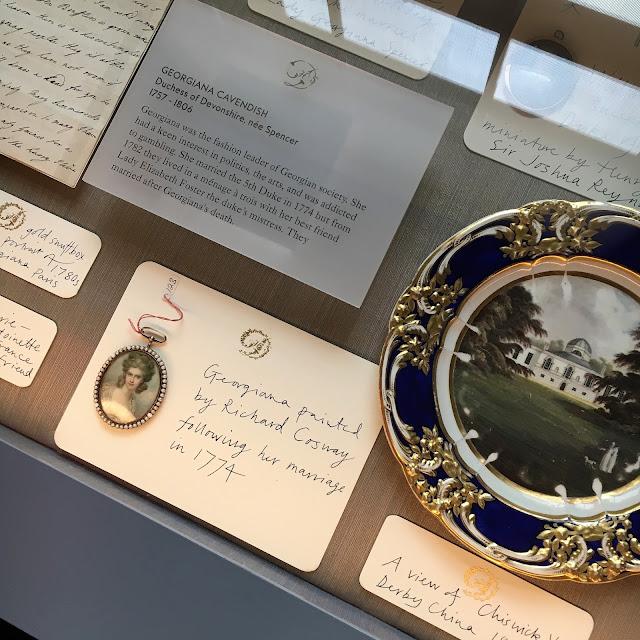 Chatsworth House Timeline Chatsworth House Style Exhibition #lbloggers #history #ChatsworthHouseStyle #Chatsworth