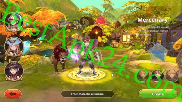 Flyff Legacy MOD APK (God Mode) v2.5.3 Android Game Download2