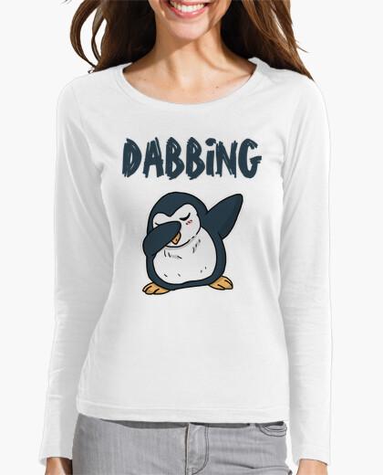 Camisetas Mujer - Pingüino DAB