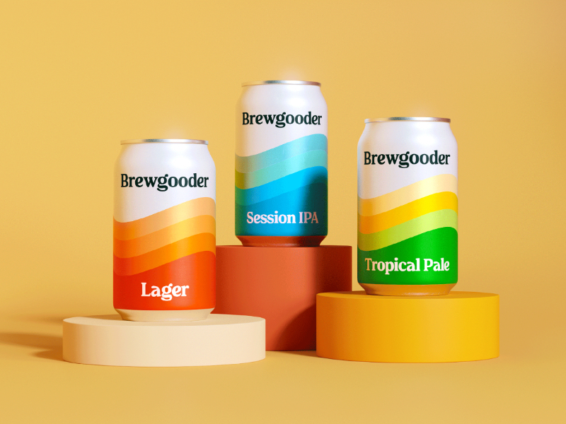 Brewgooder Redesign