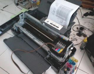 Service Printer Panggilan di Purwokerto
