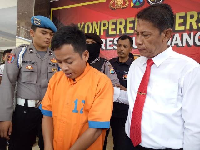 DPO Pembunuhan Di Biting Diringkus Polisi