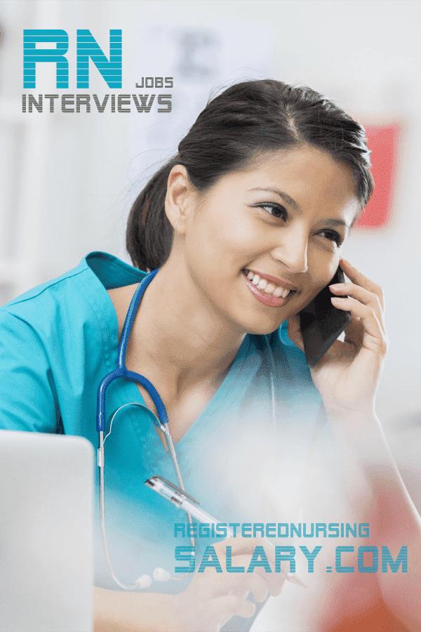 registered nurse jobs interview