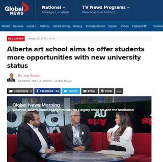 Alberta College Of Art And Design University