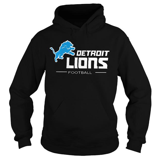 Detroit Lions Football Hoodie, Detroit Lions Football Sweatshirt, Detroit Lions Football T Shirts
