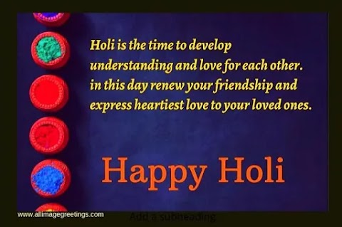 Happy HOLI 2021: Quotes, messages, wishes and Facebook and Whatsapp status