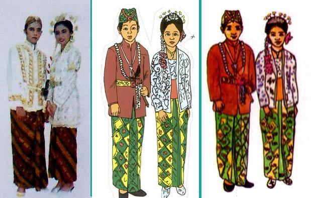 Pakaian Adat Provinsi Banten – Pakaian Adat Tradisional Pangsi