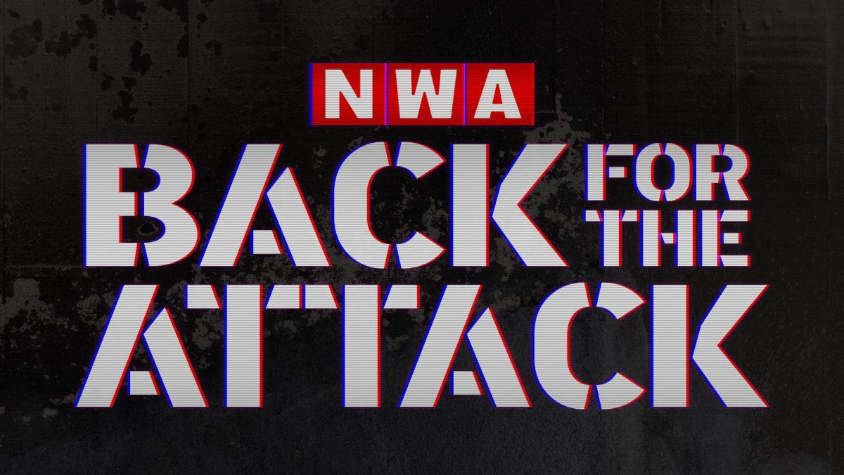 NWA Back For The Attack 2021: Card quase completo!