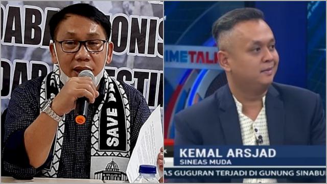 Komisaris BUMN Cuit Mau Ludahi Muka Anies, KAHMI Jaya Meradang akan Laporkan ke Polisi