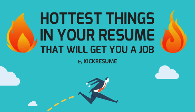 7 Things in Your Resume That Will Get You a Job #infographic