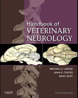 Handbook of Veterinary Neurology 5th Edition