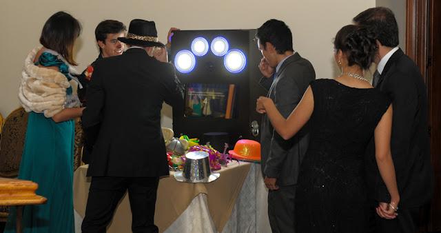 Photo booth en las bodas