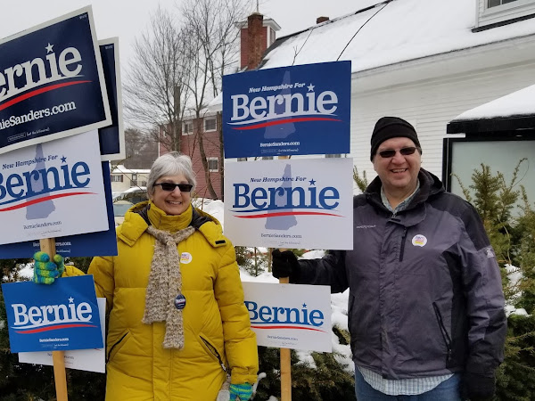 Bernie Sanders Wins - Full #FarmingtonNH 2020 Primary Results