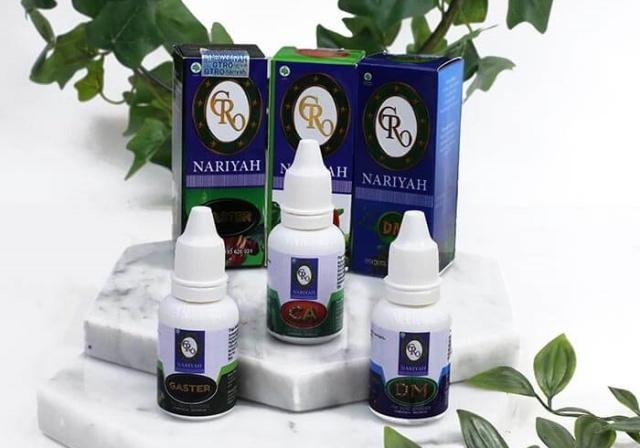 ariyah merupakan obat herbal tetes alami dengan manfaat yang luar biasa.