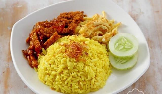 sarapan-nasi-kuning