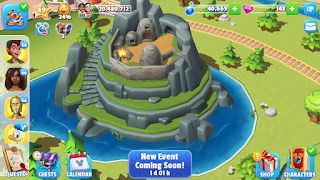 Ahch-To Disney Magic Kingdoms Star Wars