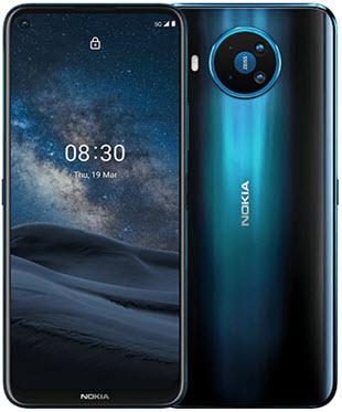 مواصفات وسعر هاتف Nokia 8.3 5G