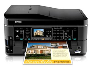 Printer Epson WorkForce 645 Driver Download