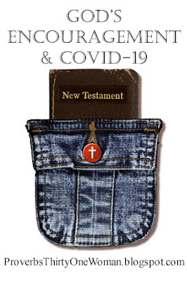 God's Encouragement and COVID-19