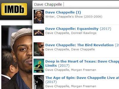 Dave Chappelle en Netflix