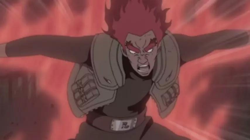 Naruto: 5 Ninja yang Menjadi Kuat Karena Kerja Keras