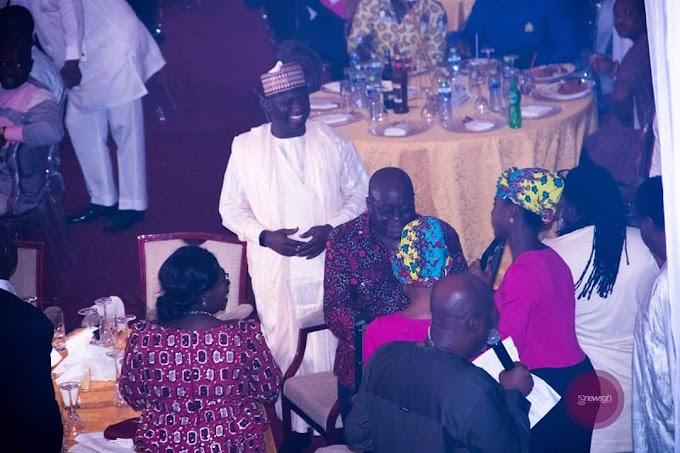 Photos: MUSIGA Holds 5th Presidential Grand Ball