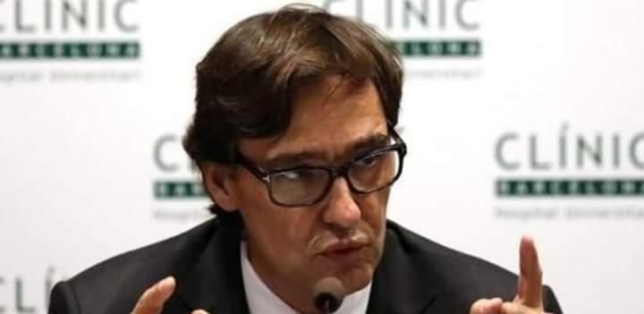 وزير الصحة الاسباني تحقيق مناعة جماعيه بحلول صيف 2021