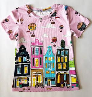 huisjes shirt